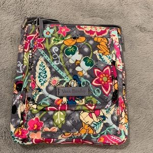 NWT Vera Bradley Mickey & Friends Mini Hipster
